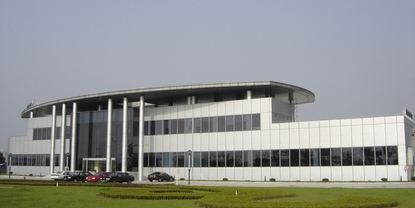 Endress+Hauser Level+Pressure China, site de production de Suzhou