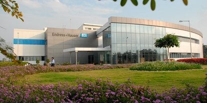Endress+Hauser Level+Pressure India, centre de production d'Aurangabad