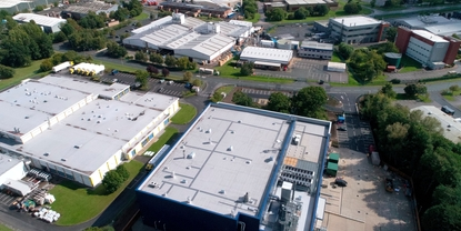 Solvay Composite Materials, Wrexham, R.-U.